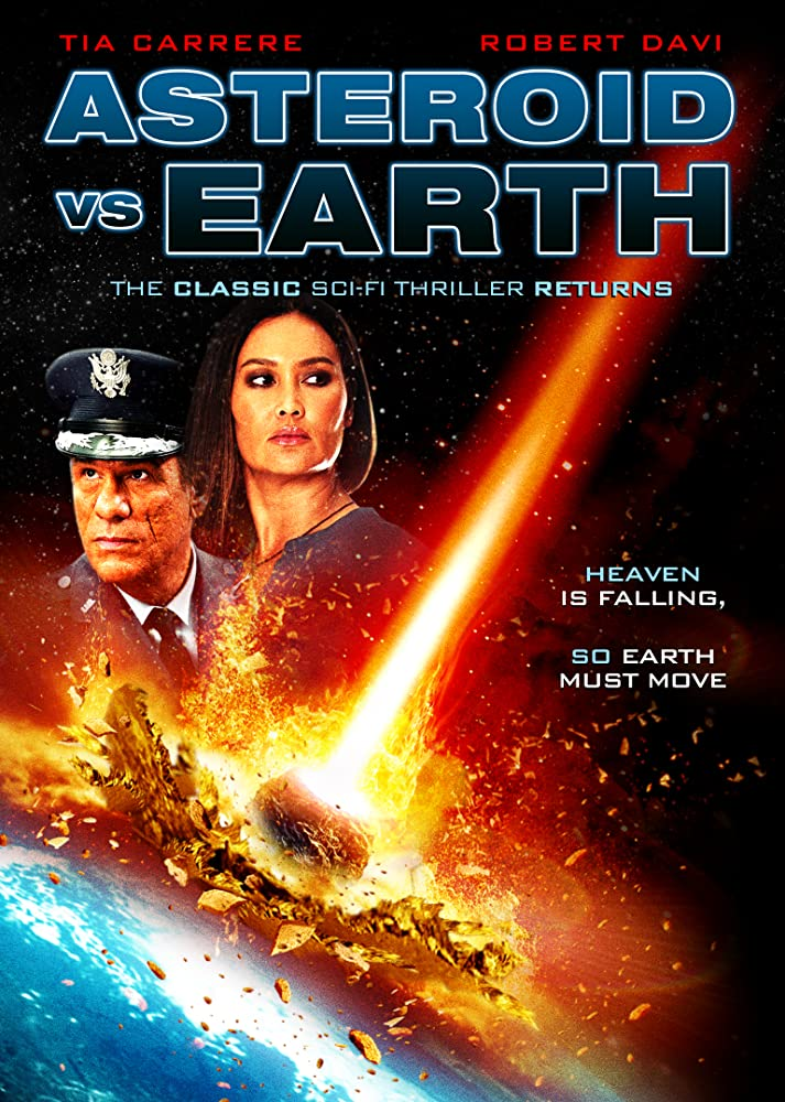 Asteroid vs Earth (2014)