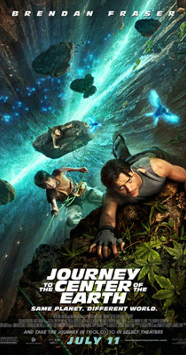 Journey to the Center of the Earth (2008) : ดิ่งทะลุสะดือโลก