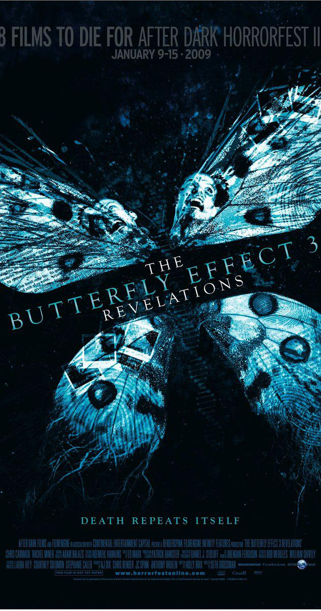 The Butterfly Effect 3: Revelations (2009) เปลี่ยนตาย ไม่ให้ตาย 3