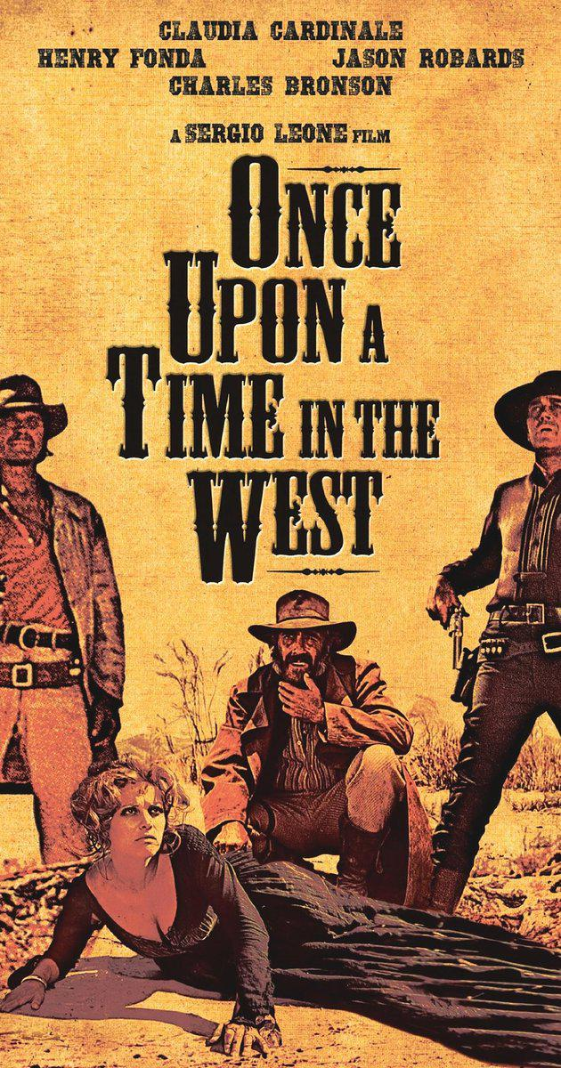 Once Upon a Time in the West (1968) ปริศนาลับแดนตะวันตก