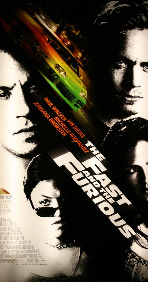 The Fast and the Furious (2001): เร็ว แรง ทะลุนรก